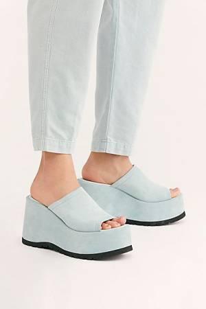 "Free People Sandals ""Avery Platforms"""