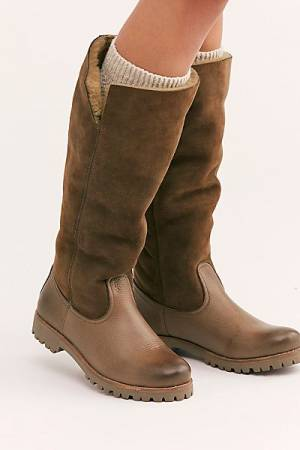 "Blackstone Tall Boot ""Ski Slope"""