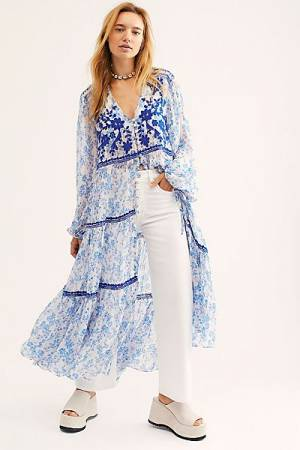 "Free People Maxi Top ""Call On Me"""