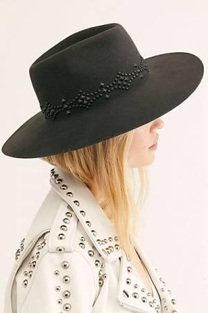 "Lovely Bird Felt Hat ""Zoe Art Montana"""