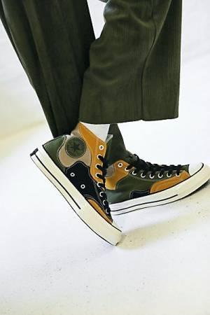 """Converse Sneakers """"Chuck 70 Archive Camo"""""""