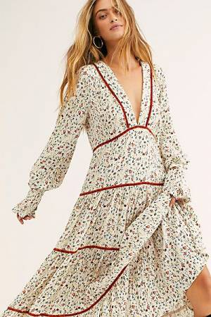 "Free People Dress ""Take A Little Time"""