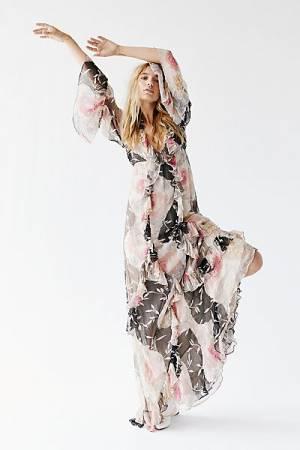 "byTiMo Bohemian Maxi Dress ""Carly"""