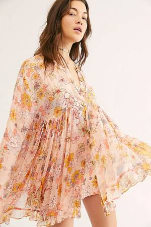 "Free People Mini Dress ""Everything And More Set"""