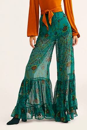 "Free People Pants ""Bohemian Penny"""