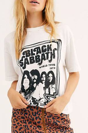 Daydreamer Black Sabbath Tee