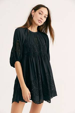 "Free People Tunic Dress ""Eyelet"""