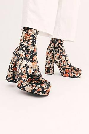 """Free People Platform Boot """"Floral Smyth"""""""