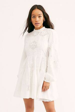 "byTiMo Boho Mini Dress ""Kathryn"""