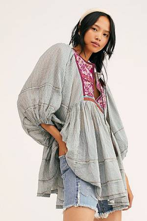 "Free People Tunic Dress ""Tangier"""