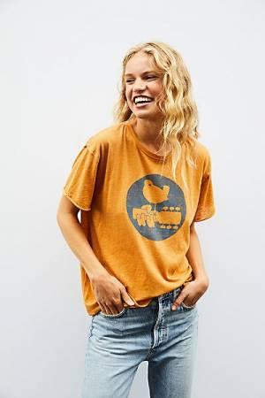 """Free People T-Shirt """"Woodstock Tee"""""""