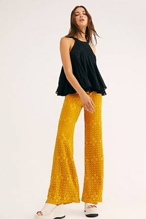 "Nightcap Flare Pants ""Edie"""