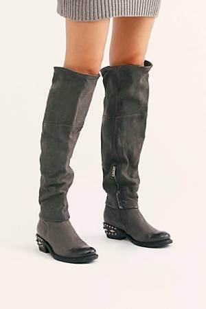 "A.S.98 Tall Boots ""Zane"""
