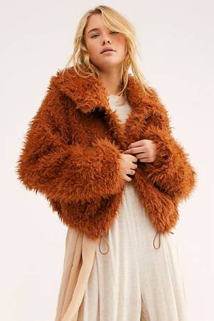 "Free People Coat ""Zuri Parka Jacket"""