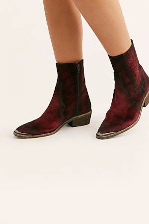 "Free People Boots ""Barbary"""