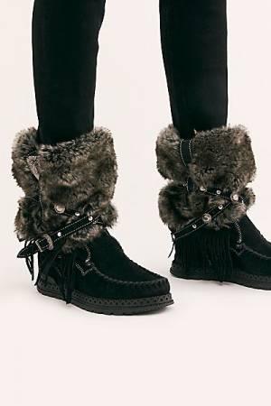 "El Vaquero Mocc Boots ""Big Sur"""