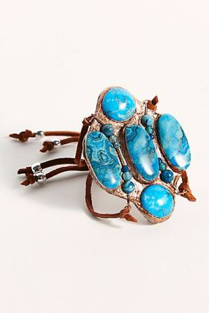 "Ayana Designs Bracelet ""Turquoise Cuff"""