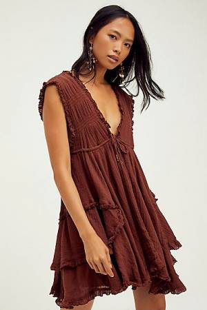 "Free People Mini Dress ""Antoinette"""