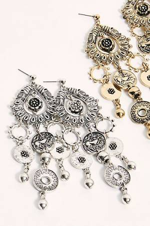 "Free People Earrings ""Morning Light"""