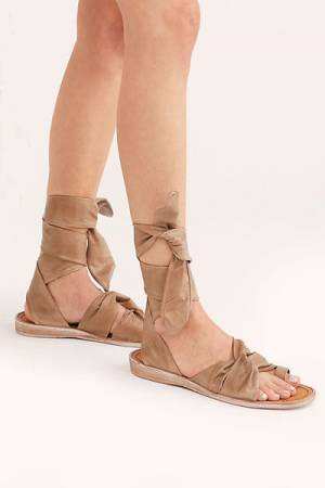 "Free People Wrap Sandals ""Higher Love"""