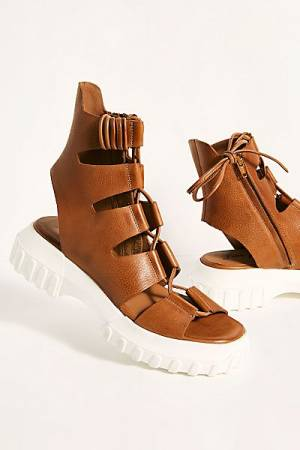 "Free People Sandals ""Gwen Gladiators"""