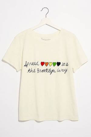 "Banner Day Tee ""The Brooklyn Way"""