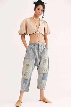 """Magnolia Pearl Boyfriend Jeans """"171"""""""