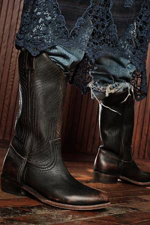 "Frye Boots ""Billy Stitch"""