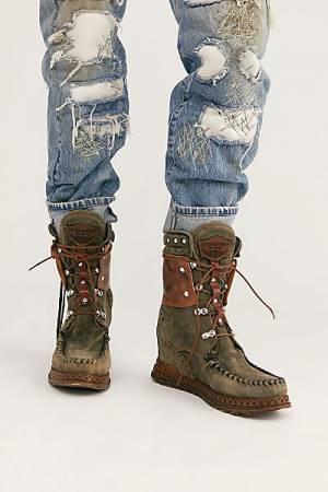 """El Vaquero Mocc Boots """"Indiana"""""""