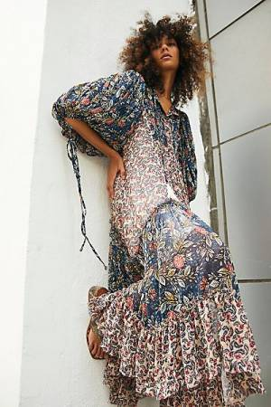"Free People Maxi Dress ""Estelle"""