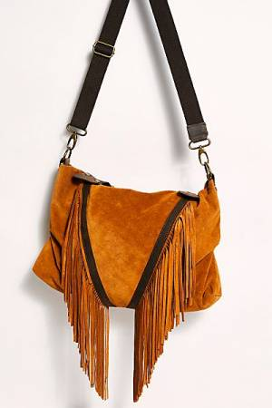 "Free People Bag ""Fausto Fringe Tote"""