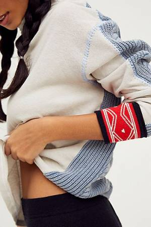 "Free People Sweater ""Chalet Cozy Swit"""