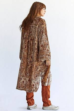 "Free People Jacket ""Sweet Escape Duster"""