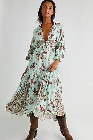 "Free People Bohemian Dress ""Prairie"""
