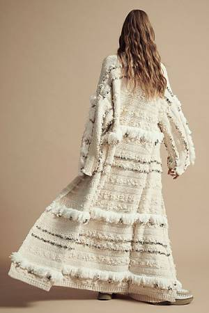 "Free People Knit Coat ""Winter Disco"""
