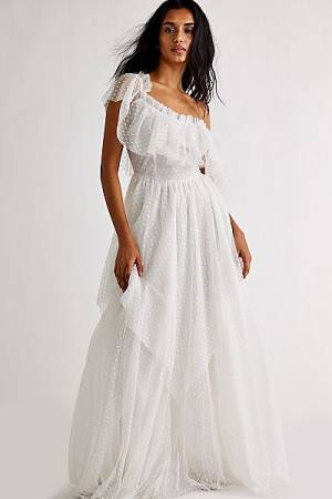 "LoveShackFancy Maxi Dress ""Noni Gown"""
