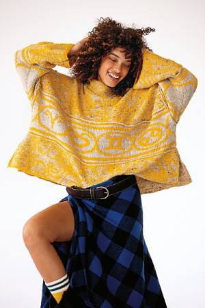 """Free People Sweater """"Aquarius Pullover"""""""
