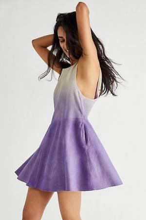 """Free People Mini Dress """"Moon Beam"""""""