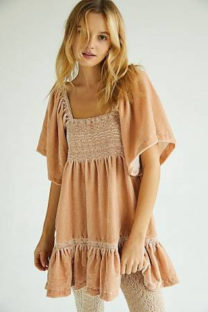 "Free People Mini Dress ""Easy To Love"""