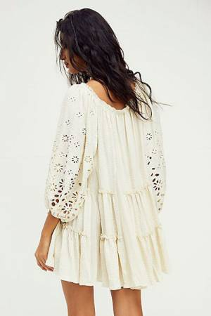 "Free People Tunic Dress ""Boho Celeste"""
