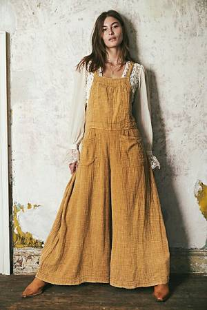 "Free People Jumpsuit ""Cyprus Ave Overall"""