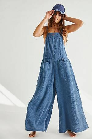 "Free People Overall ""Cyprus Ave Jumpsuit"""