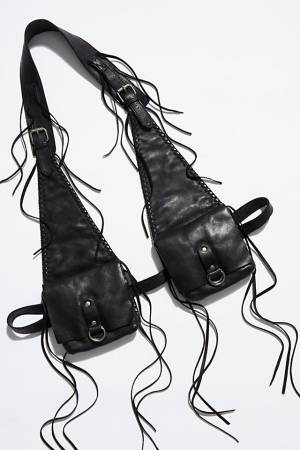 """Free People Leather Harness Bag """"Kingsley"""""""