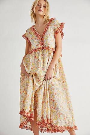 "Free People Maxi Dress ""Milania"""