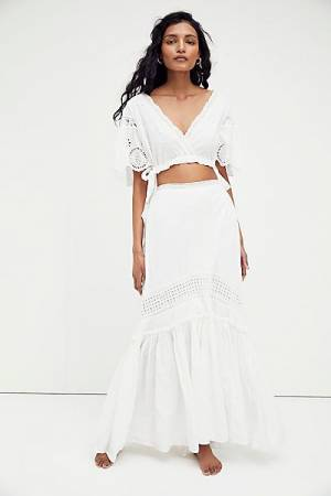 "Free People Maxi Skirt Set ""Imogen"""