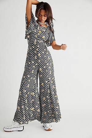 "Free People Boho Jumpsuit ""Eloise"""