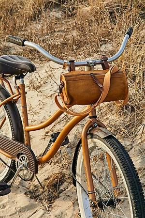 Free People Convertible Bike Bag
