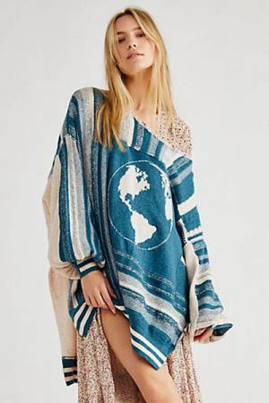 "Free People Top ""Gravity Tunic"""