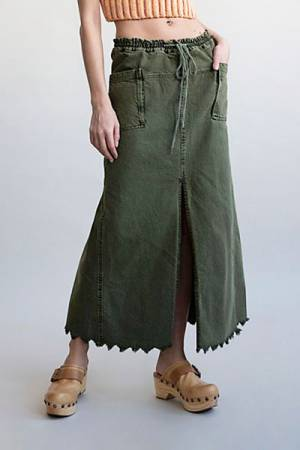 """Free People Maxi Skirt """"Like This"""""""