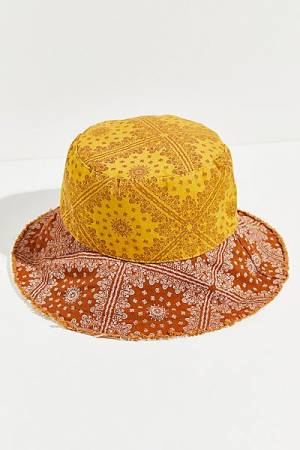 """Free People Bucket Hat """"Orchard"""""""